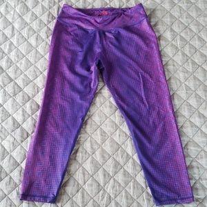 Prana Yoga Pants Cropped